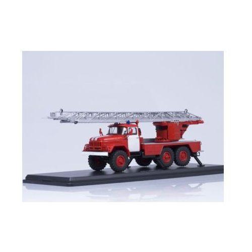 Ssm Turntable ladder fire truck al-30 - darmowa dostawa!!!