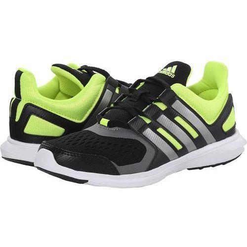 Adidas Hyperfast 2.0 K Black/Iron Met./Solar Yellow 5,5 (38,7)