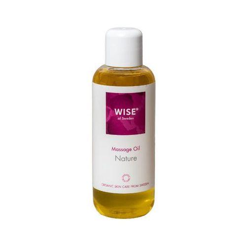 Wise naturkosmetik Ekologiczny olejek do masażu dla skóry bardzo wrażliwej i alergicznej wise 250ml