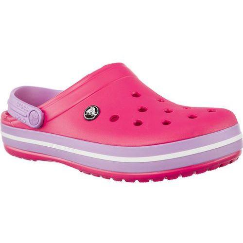 Chodaki crocband paradise pink/iris paradise pink/iris marki Crocs