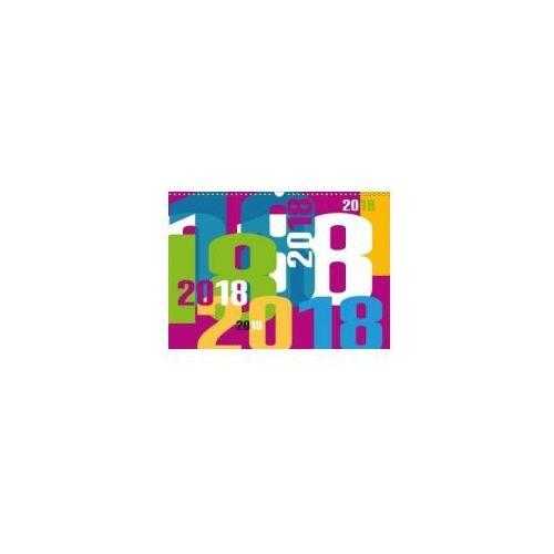 Typography (Wall Calendar 2018 DIN A3 Landscape)