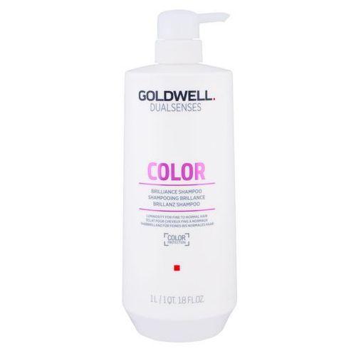 dualsenses color szampon ochronny do włosów farbowanych (color protection) 1000 ml marki Goldwell