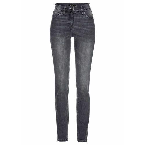 """Dżinsy bonprix Niebieski """"stone"""" Used, jeansy"""