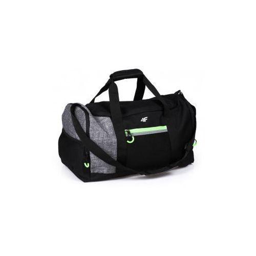 4F Torba podróżna H4L17-TPU003 czarny/szary/zielony