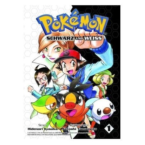 Pokémon Schwarz und Weiß. Bd.1 (9783862017324)