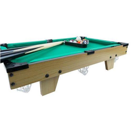 Mini stół bilardowy Pool Bilard + Akcesoria 1122 (5902921966845)