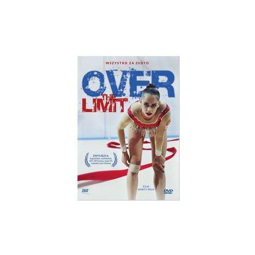 Over the Limit DVD. Darmowy odbiór w niemal 100 księgarniach!