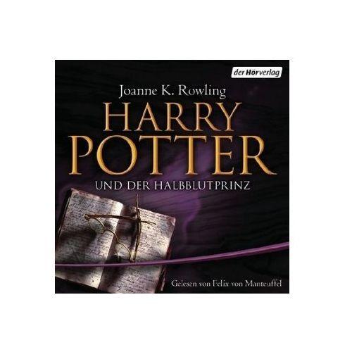 Harry Potter und der Halbblutprinz, 19 Audio-CDs (Ausgabe für Erwachsene) Rowling, Joanne K.