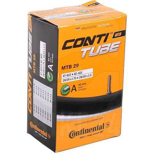 Continental Co0182171 dętka  mtb 28/29'' x 1,75'' - 2,5'' wentyl auto