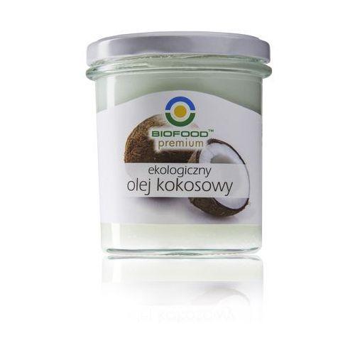 Bio food Olej kokosowy bio 240g - (5907752683640)
