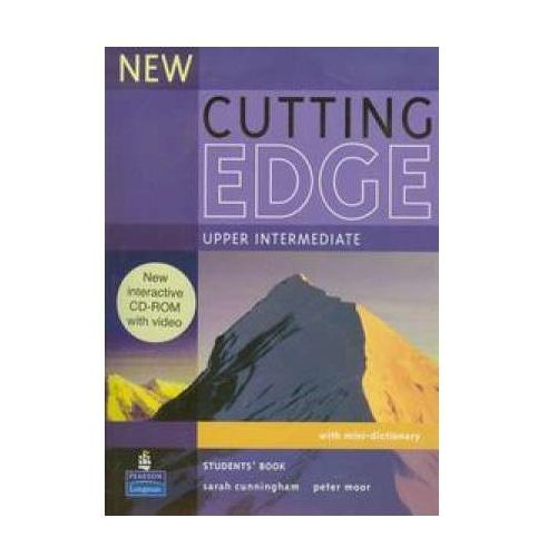 Cutting Edge New Upper-Intermediate Student s Book (+ CD) (2011)