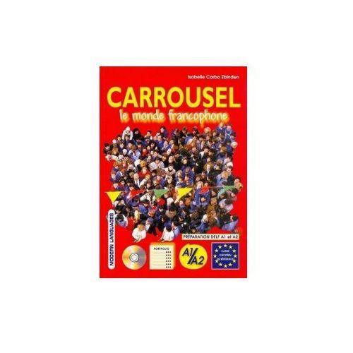 Carrousel - Le Monde Francophone + CD, Isabelle Corbo Zbinden