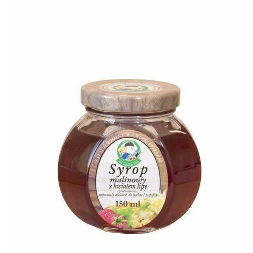 Fungopol Syrop Malinowy z Kwiatem Lipy 150ml