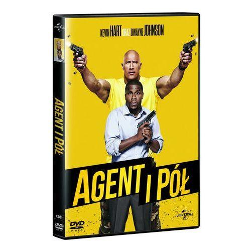 Agent i pół (dvd) marki Filmostrada