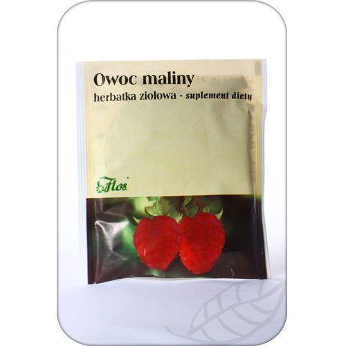 Flos : malina owoc (rubi idaei fructus) - 50 g (5907752643019)
