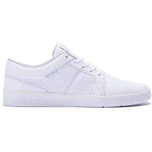 Buty - ineto white-white (116), Supra
