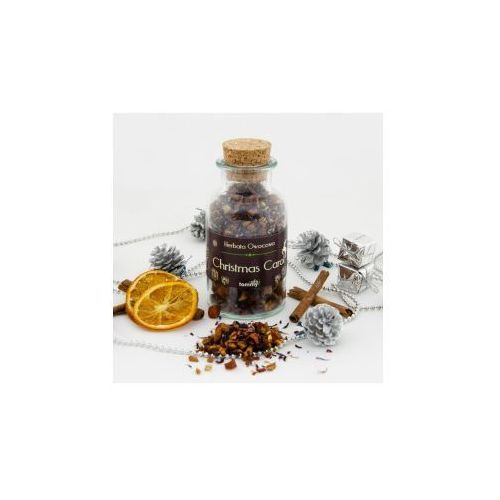 Herbata owocowa christmas carol w butelce 110g marki Tommy cafe