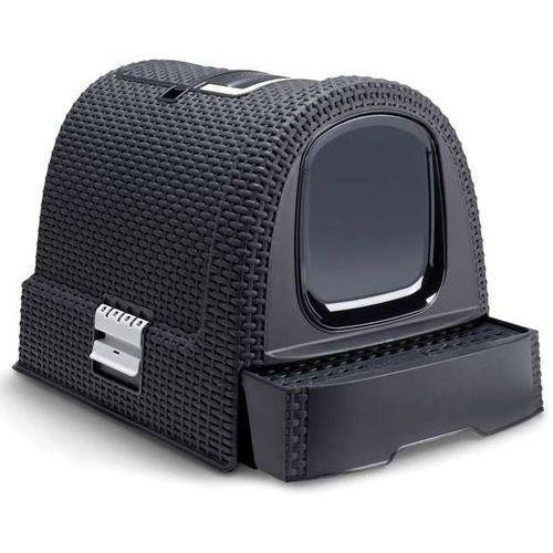 Estetyczna  dla kota z wysuwaną szufladą - , marki Curver do zakupu w EasyPet : innowacje dla psa i kota
