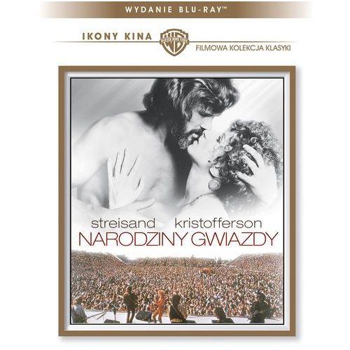 Narodziny gwiazdy (Blu-Ray) - Frank Pierson DARMOWA DOSTAWA KIOSK RUCHU