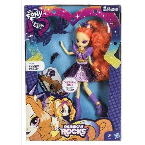 Lalka Equestria - fantastyczna śpiewająca piosenkarka  A6683N, produkt marki Hasbro