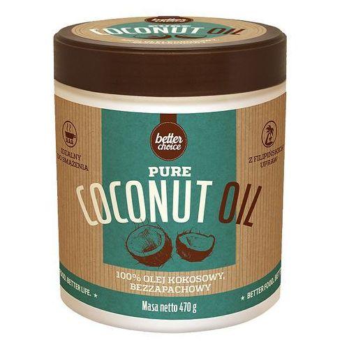 Better Choice olej kokosowy rafinowany 470g