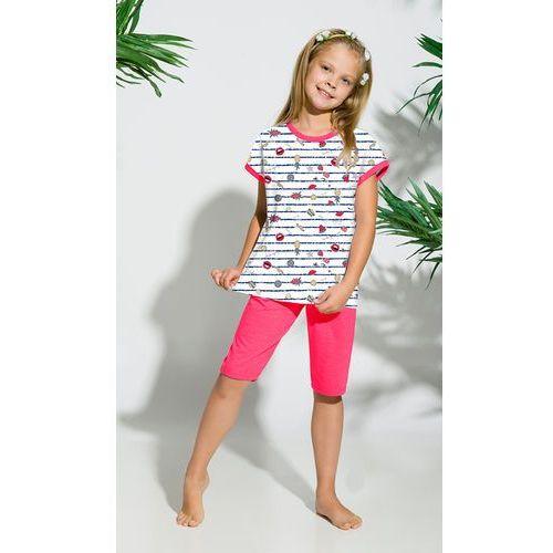 f04d3e58693b86 Taro Piżama amelia 2203 kr/r 122-140 '18 rozmiar: 122, kolor: biało-różowy,  taro 36,64 zł Pizama dziewczeca z niedługim rekawkiem. Wzorzysta koszulka z  ...