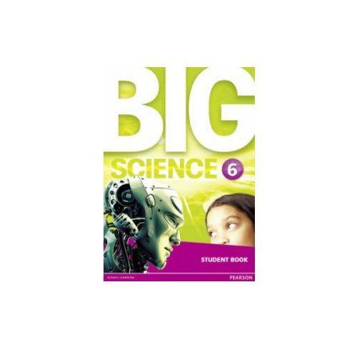 Big Science 6. Podręcznik (9781292144665)