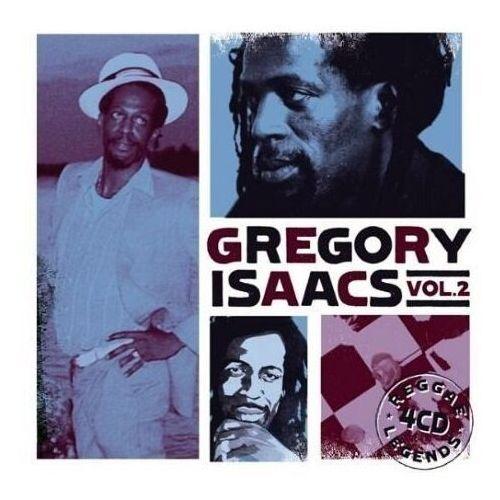 Isaacs, Gregory - Reggae Legends Vol.2 (0054645702126)