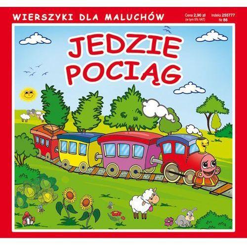 Jedzie pociąg - Pruchnicki Krystian, Majchrzyk Emilia (9788378982418)