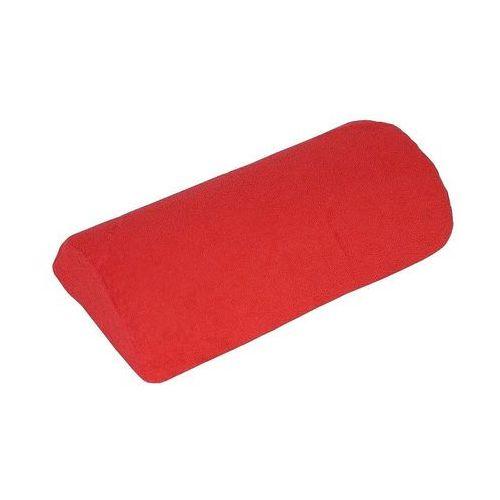 Cosnet Pokrowiec frotte na poduszkę do manicure czerwony