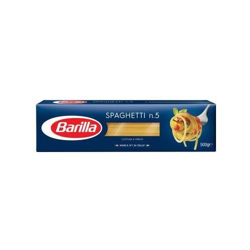 500g spaghetti n.5 makaron marki Barilla