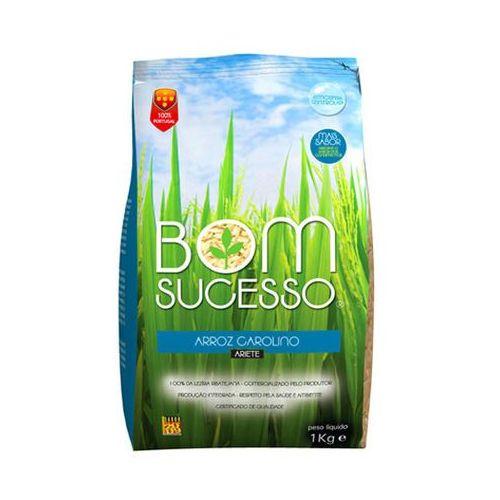Bom sucesso Portugalski ryż, odmiana carolino 1 kg (5601692071429)