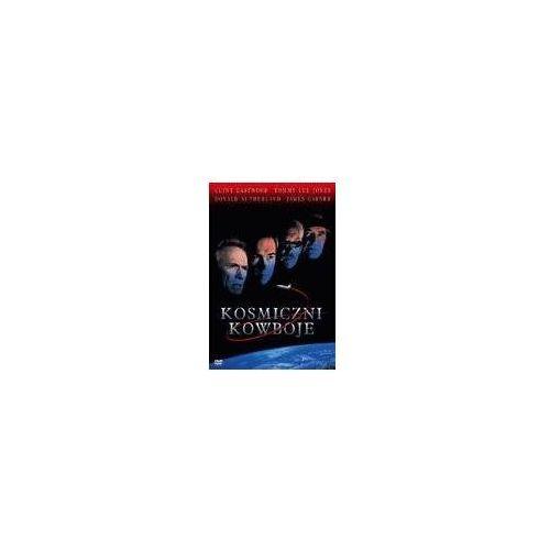 Kosmiczni kowboje (dvd) - darmowa dostawa kiosk ruchu marki Clint eastwood