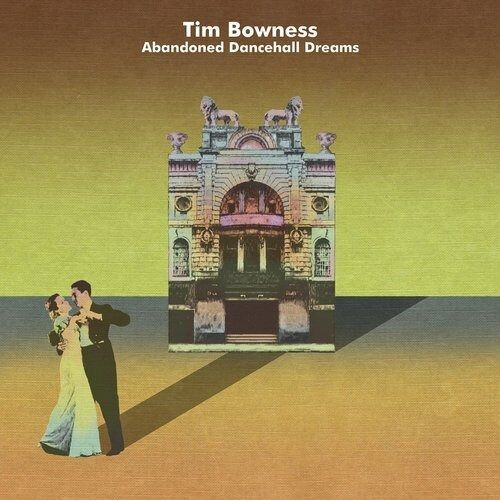 Century media Tim bowness - abandoned dancehall dreams lp