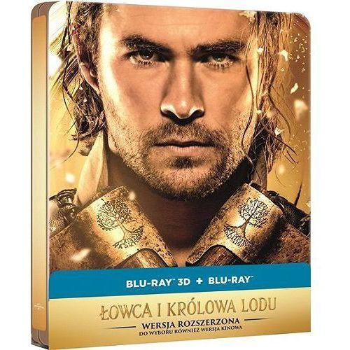 Filmostrada Łowca i królowa lodu 2d+3d steelbook (5902115602290)