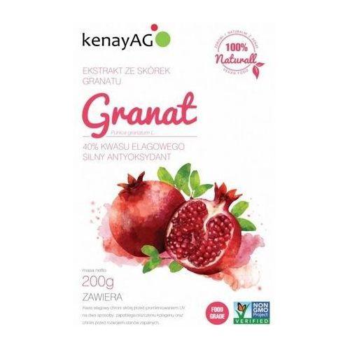 Kenay ag Granat ekstrakt sproszkowany owoc 200g (5900672150414)