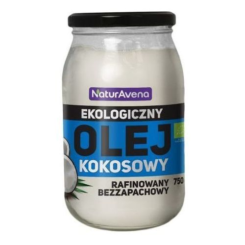 Naturavena Olej kokosowy rafinowany 750g - - 750g (5902367407490)