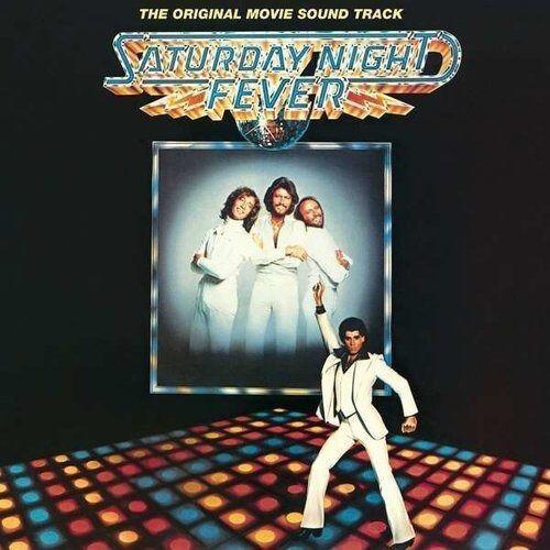 SATURDAY NIGHT FEVER - Soundtrack (Płyta CD) (0602557837773)
