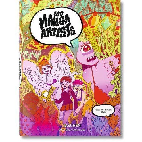 100 Manga Artists (9783836526470)