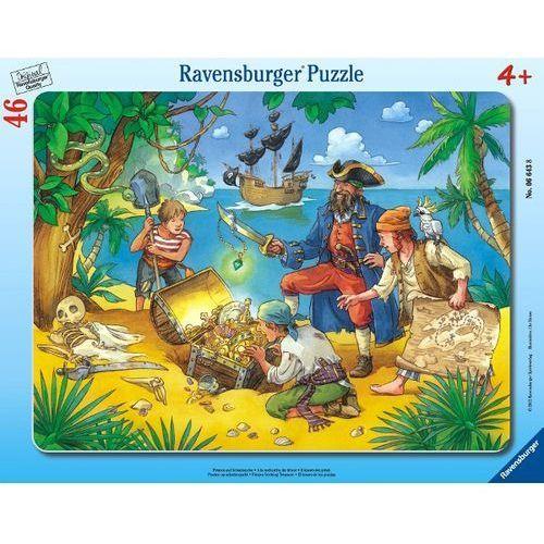 46 EL. Piraci Szukają Skarbu RAVENSBURGER - produkt dostępny w TerazGRY.pl
