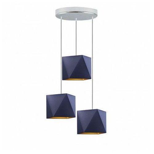 Regulowana lampa wisząca z trzema kloszami - EX265-Majoris- 5 kolorów do wyboru, 14598/23