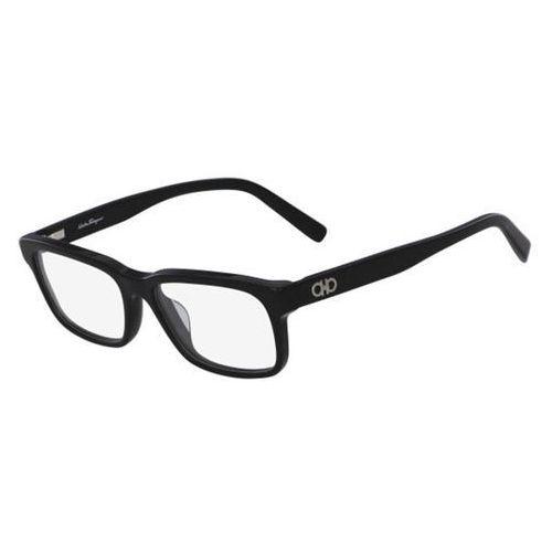 Salvatore ferragamo Okulary korekcyjne sf 2781 001