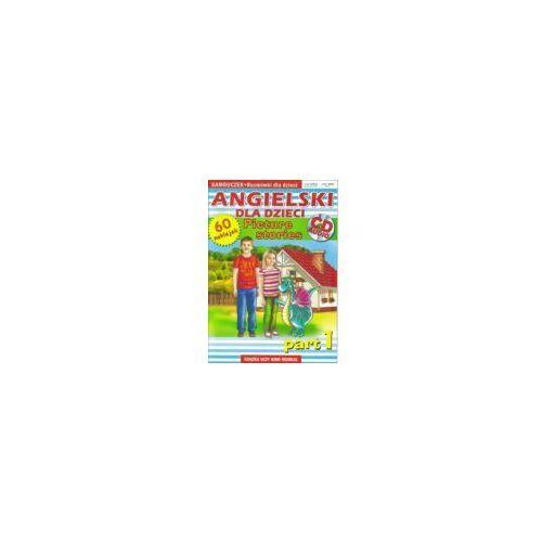 Angielski dla dzieci Picture stories 1 + CD (32 str.)