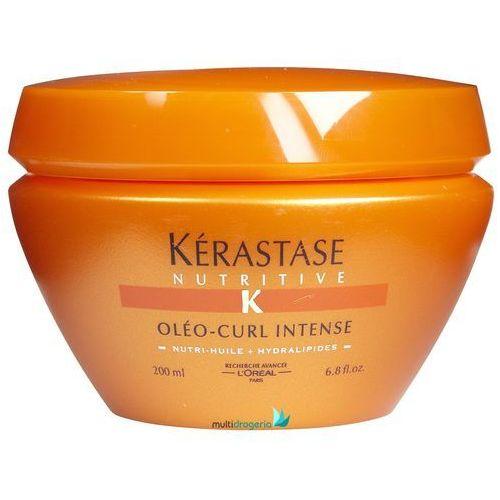 KERASTASE Nutritive Masque Oleo-Curl Intense Intensywna Maska do Włosów Kręconych 200ml (3474636349876)