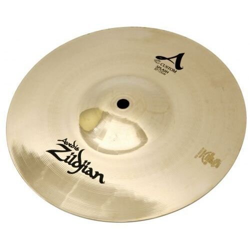 10″ a custom splash talerz perkusyjny marki Zildjian