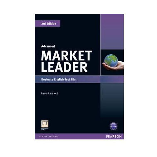 Market Leader Advanced. Test File, Pearson