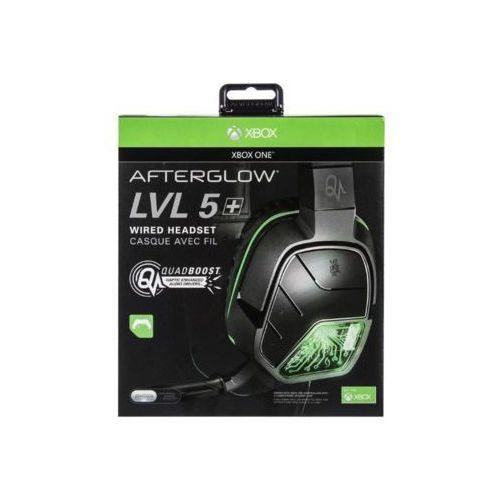 Zestaw słuchawkowy 048-042-eu-x afterglow lvl 5 plus stereo do xbox one marki Pdp