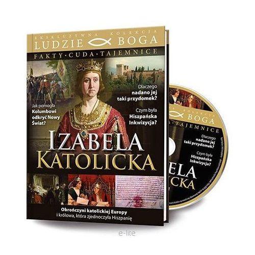 Izabela katolicka + film dvd marki Praca zbiorowa