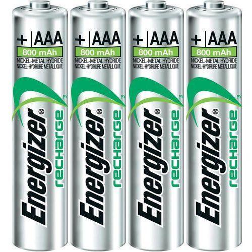 4 x akumulatorki Energizer R03/AAA Ni-MH 800mAh Extreme, 635751