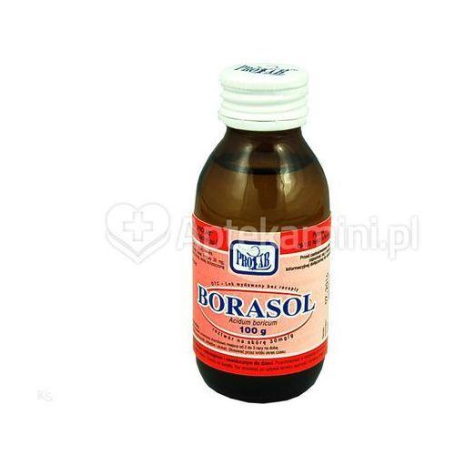 Borasol rozt.do stos.na skórę 0,3 g/g 100 g (5909990874620)
